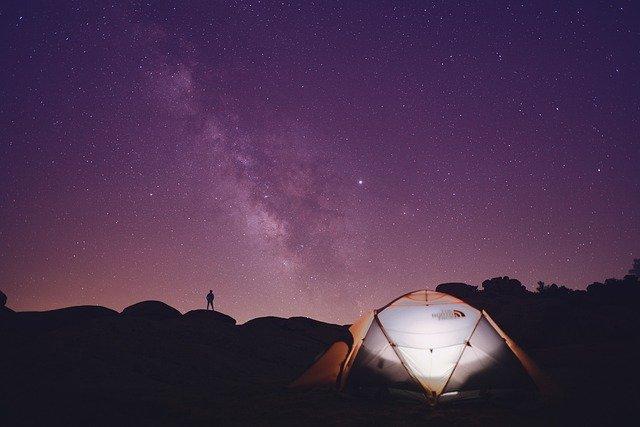 šatori-kamping